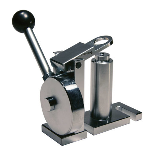 BC-15 Button Holding Fixture
