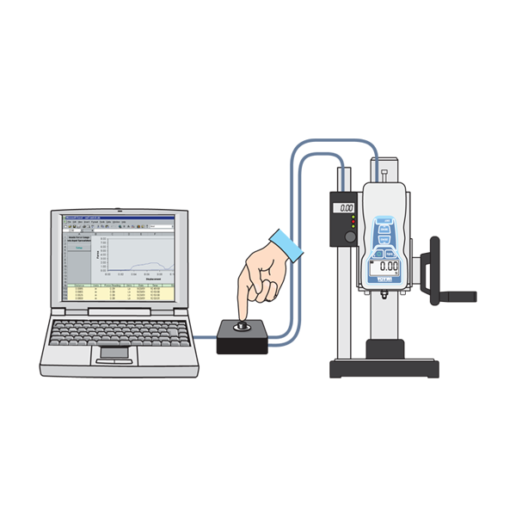 Force & displacement data acquisition