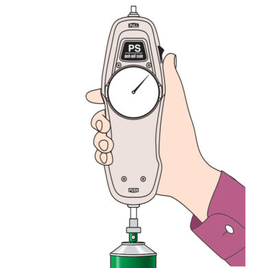 PS Mechanical Force Gauge Application