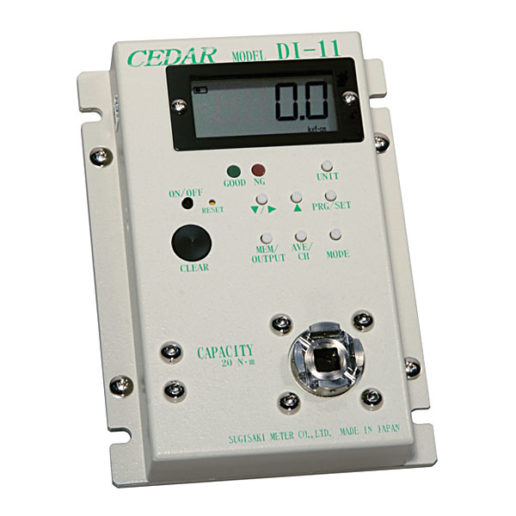 DI-11 Torque Calibrator for Electric Drivers