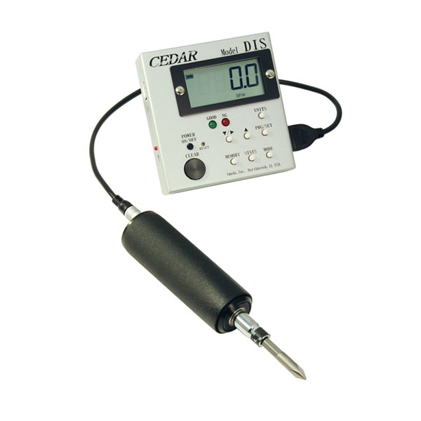 DIS-RL digital torque screwdriver
