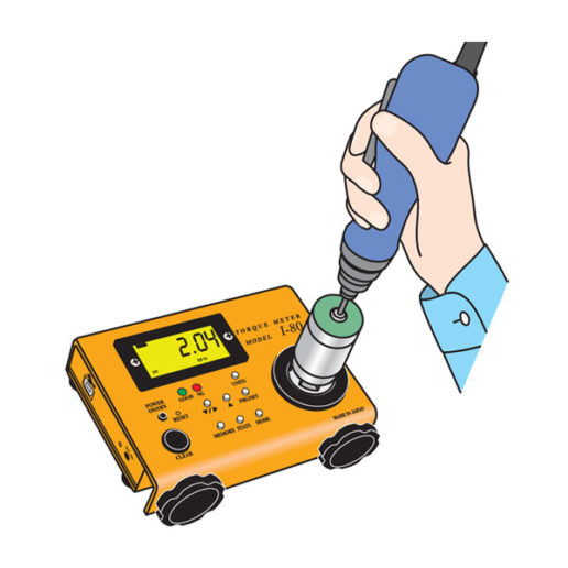 series-i power-tool-calibrator
