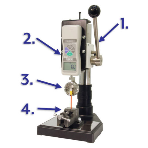 SVL Wire Crimp Tester
