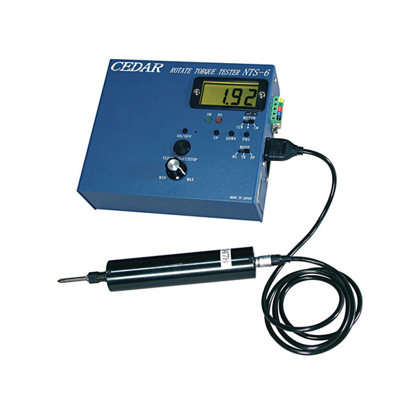 NTS-6 Motorized Rotating Friction Torque Tester