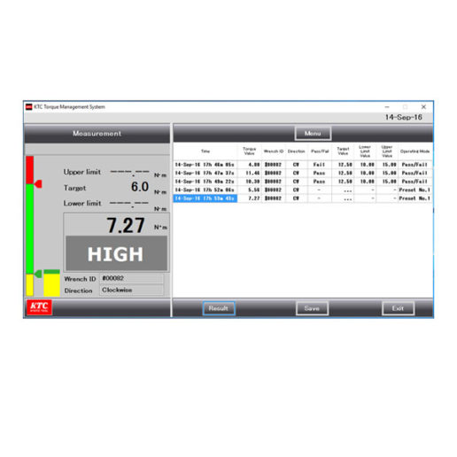 Torque Management Software
