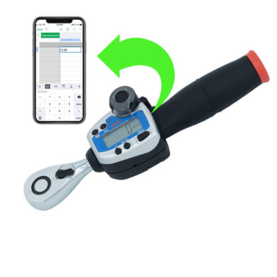 iPhone Torque Wrench
