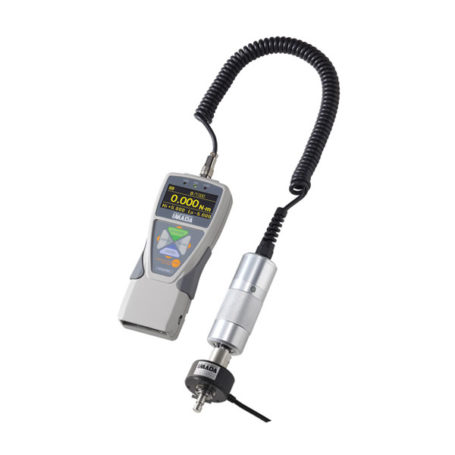 HTGA digital torque gauge with angle encoder